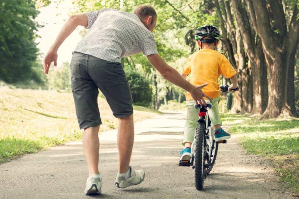 Aus Expertensicht ist die Fahrradkompetenz der Kinder in NRW schlechter geworden (Symbolbild).
