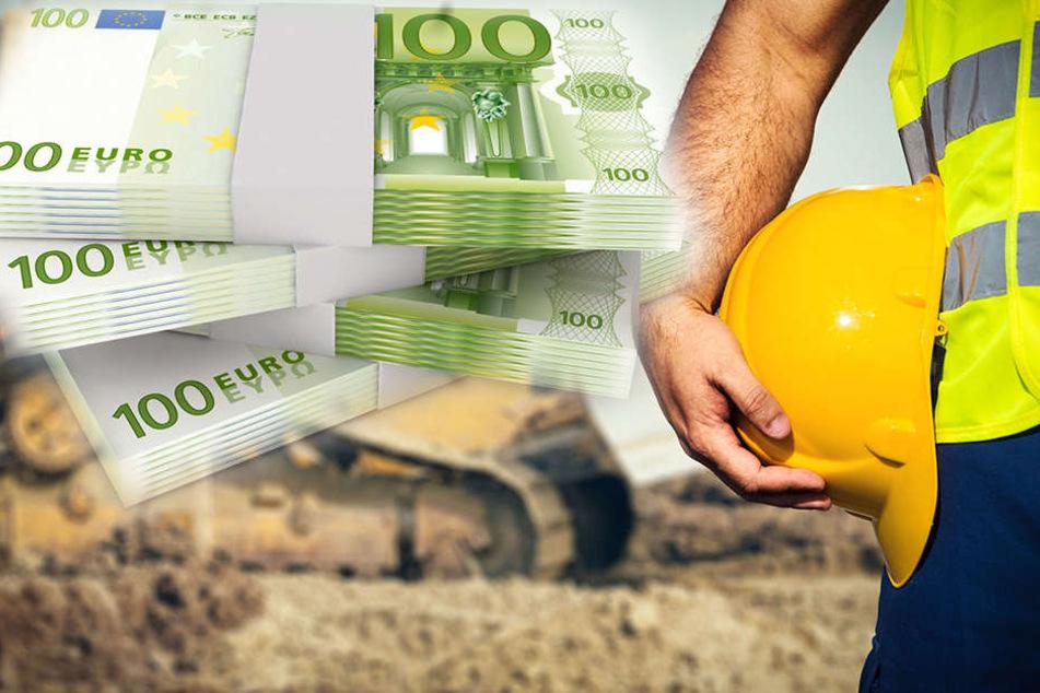 Laut einem Sprecher würde NRW nicht bauen können, weil dem Land die Handwerker fehlen. (Symbolbild)