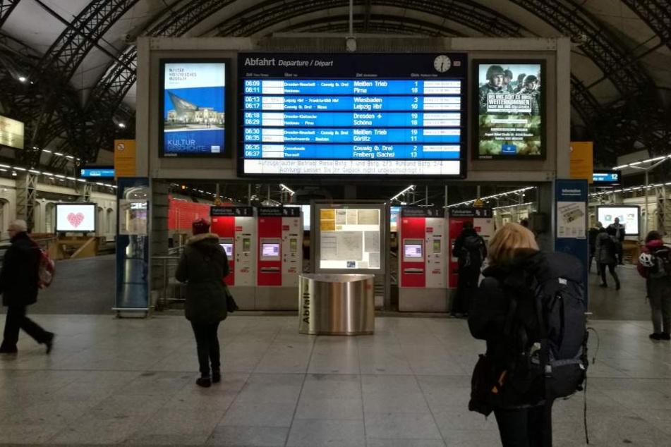 Die S-Bahnen haben Verspätungen oder fallen teilweise sogar aus.