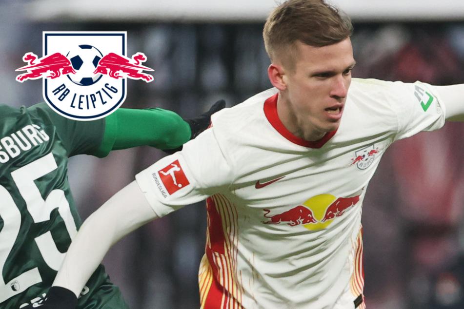 Trotz Niederlage: RB Leipzigs Olmo sieht die Bullen näher dran an den Bayern