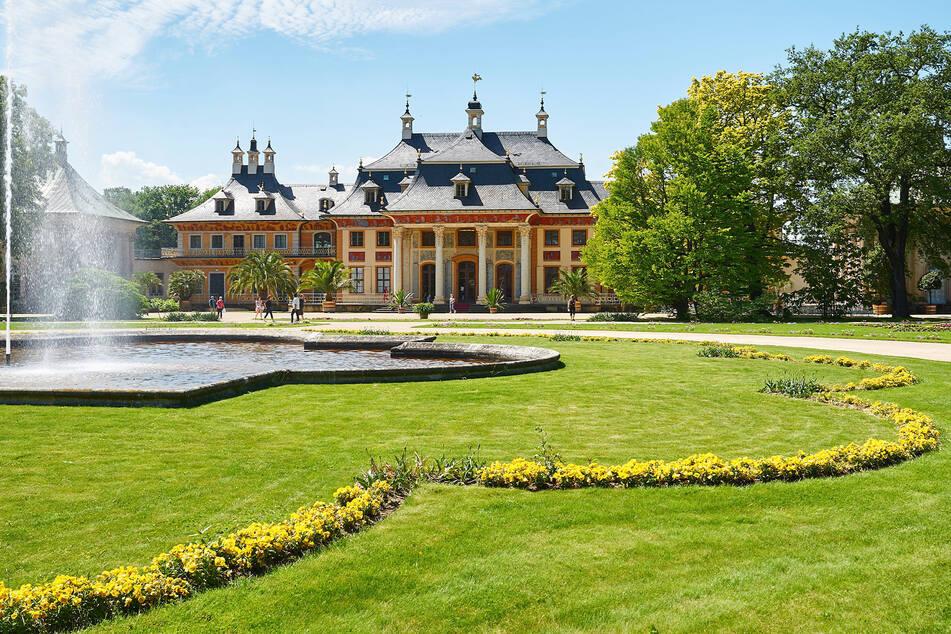 Schloss und Park Pillnitz hatten im vergangenen Jahr nur 2020 etwa 277.000 Besucher. Am 1. April macht der herrliche Park endlich wieder auf.