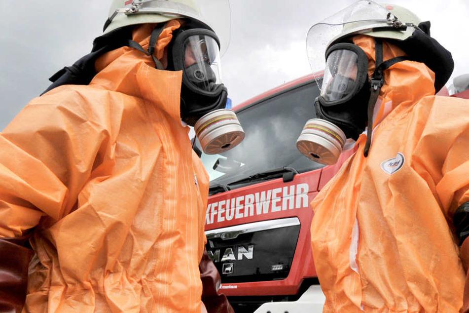 Feuerwehren aus Bad Pelzig, Dippmannsdorf, Wiesenburg sowie Niemegk und Dahnsdorf waren im Einsatz. (Symbolbild)