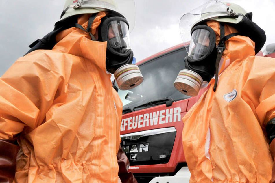 Randalierender Mieter löst Chemiealarm in Altstadt aus