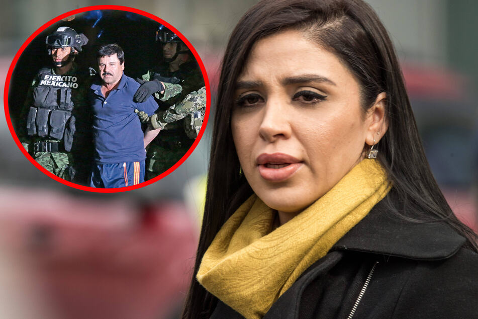 Wife of Mexican drug lord El Chapo arrested in the US