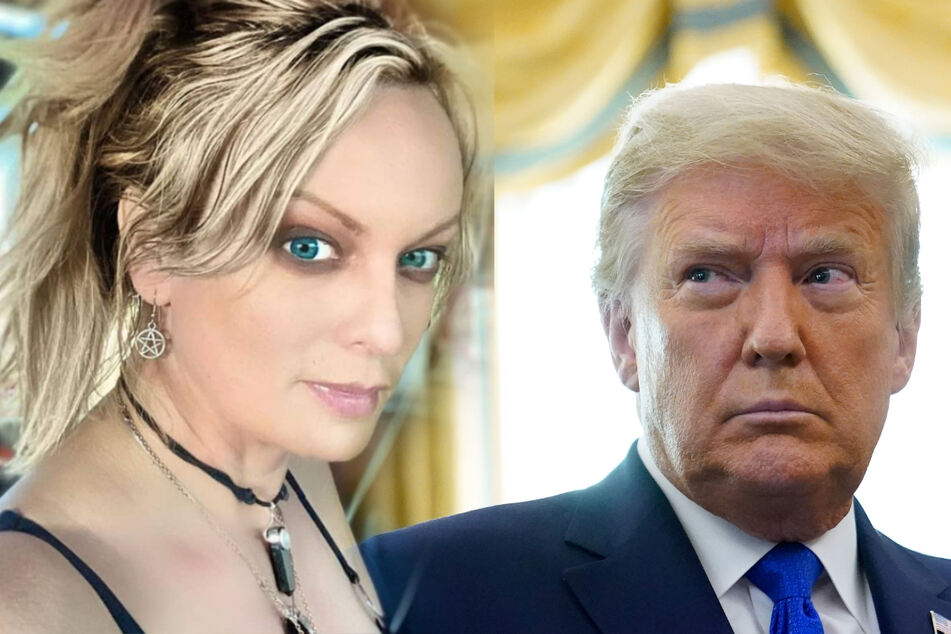"""Pornostar über Sex mit Donald Trump: """"Schlimmsten 90 Sekunden meines Lebens"""""""