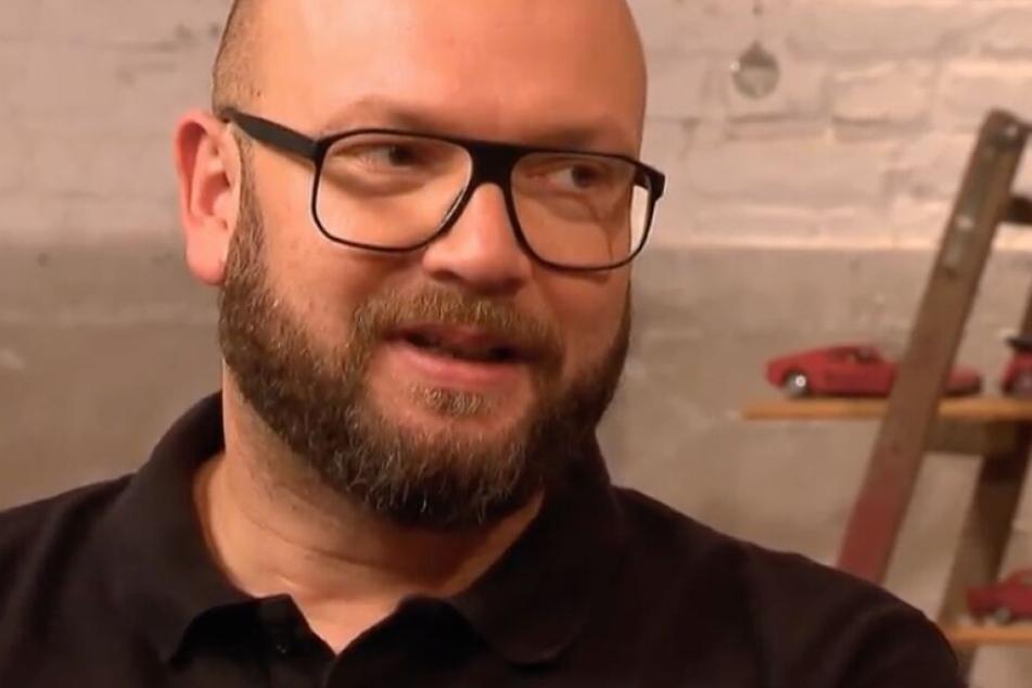 Experte Sven Deutschmanek.