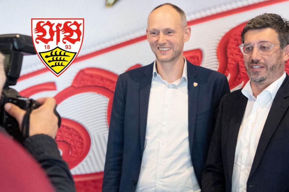 VfB Stuttgart: Kommt jetzt die Präsidenten-Doppelspitze?!