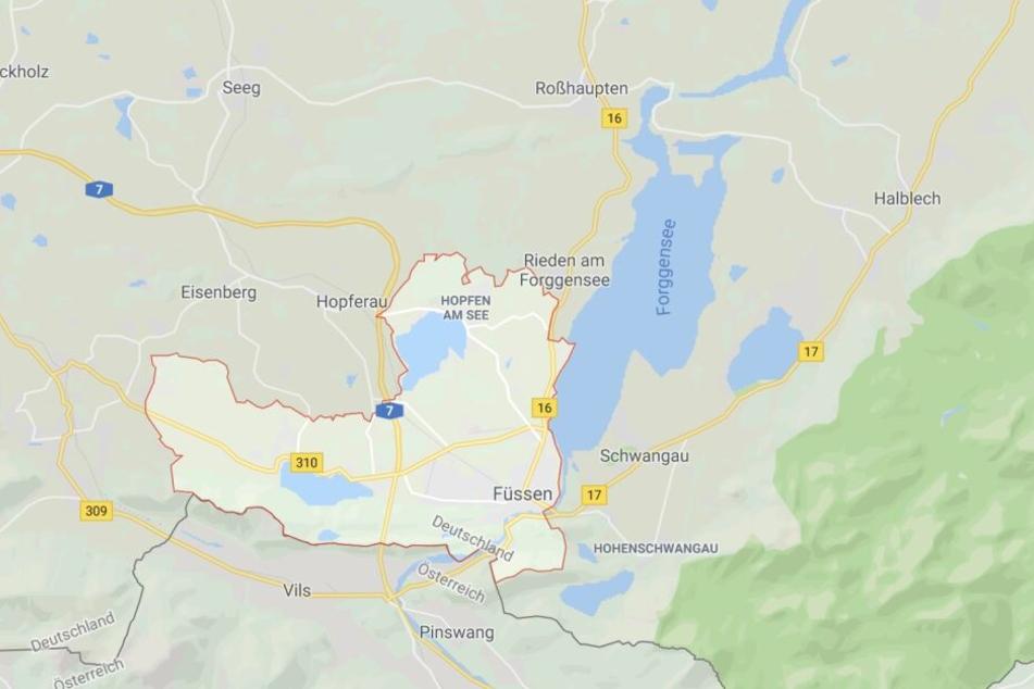 In Bayern wurden fünf Mordverdächtige von der Bundespolizei verhaftet.