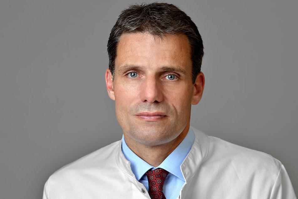 """Prof. Jürgen Weitz: """"Einen richtigen Kehraus gibt es nicht. Viele Eingriffe lassen sich planen."""""""