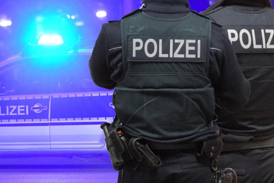 Zahlreiche Polizeibeamte waren im Einsatz (Symbolbild).