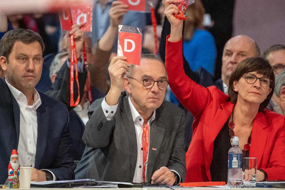 SPD lehnt GroKo-Aus ab und will Gespräche mit der Union