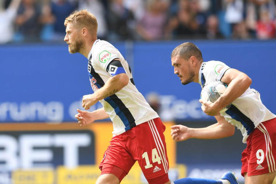 Aaron Hunt wird dem Hamburger SV beim Karlsruher SC fehlen.