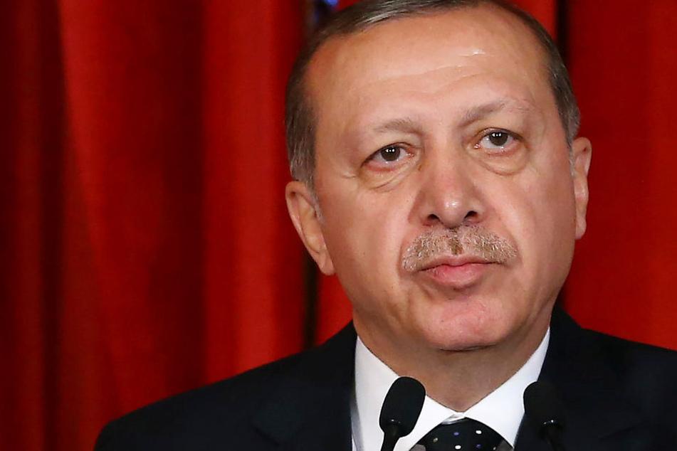 """Recep Tayyip Erdogan forderte die EU auf, ihre """"Versprechen"""" zu halten."""