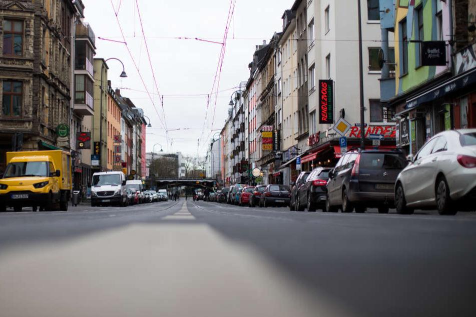 Dieser Teil der Zülpicher Straße wird endgültig autofrei
