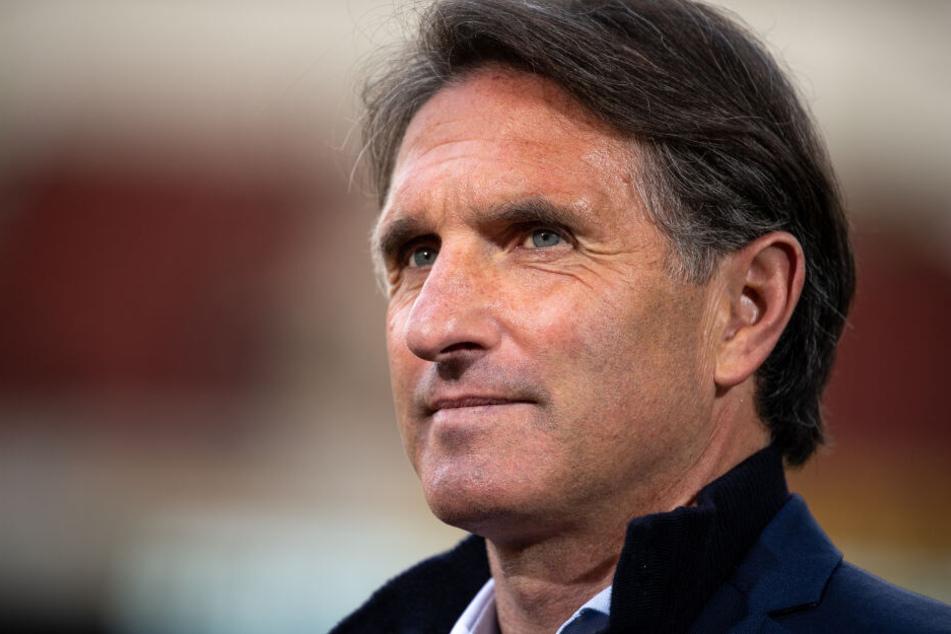 Bruno Labbadia (53) möchte nicht Trainer des 1. FC Köln werden.