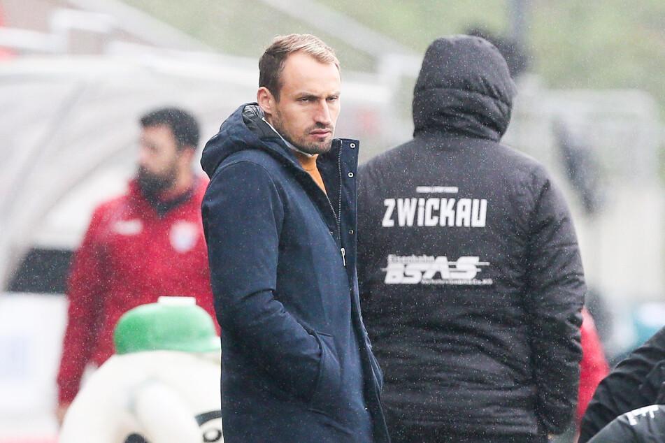 Hat eine Menge zu kritisieren: FSV-Sportdirektor Toni Wachsmuth.