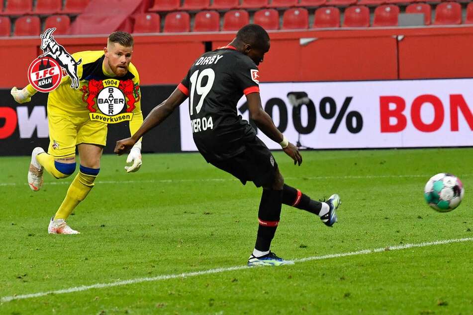 1. FC Köln kassiert im Derby gegen Bayer 04 Leverkusen herbe Klatsche!