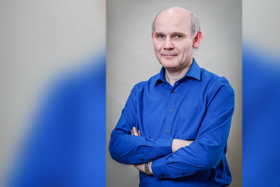 CDU-Stadtrat Kai Hähner (46) hat offene Fragen zu freigestellten Verwaltungsmitarbeitern.