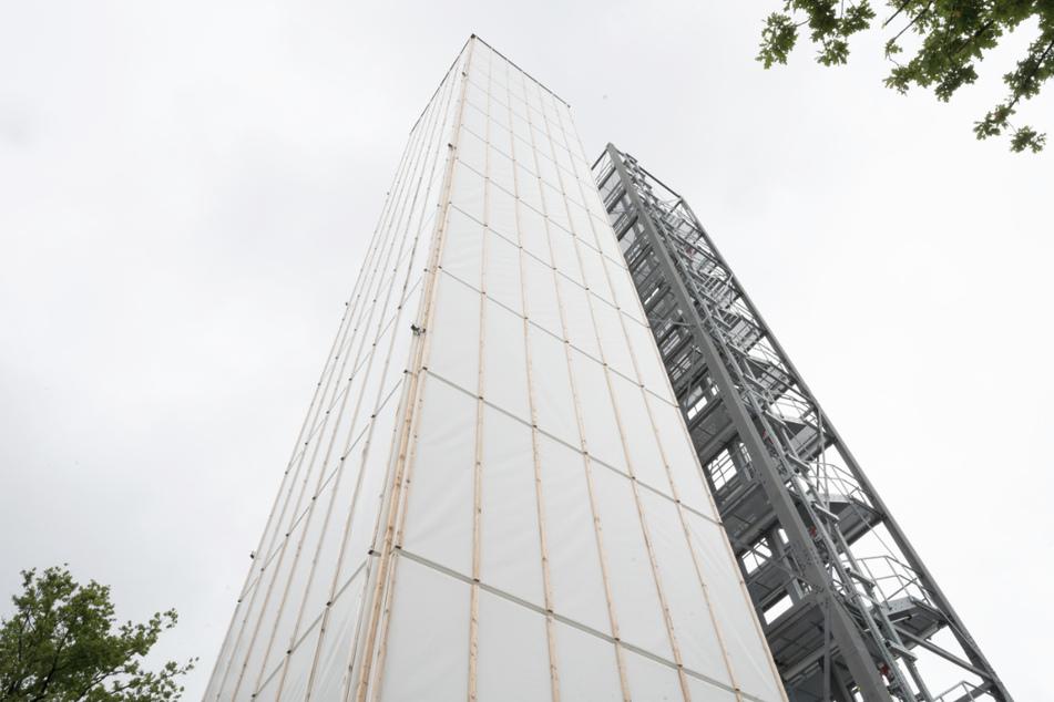 Forscher entwickeln Gebäude, das sich Umwelteinflüssen anpasst