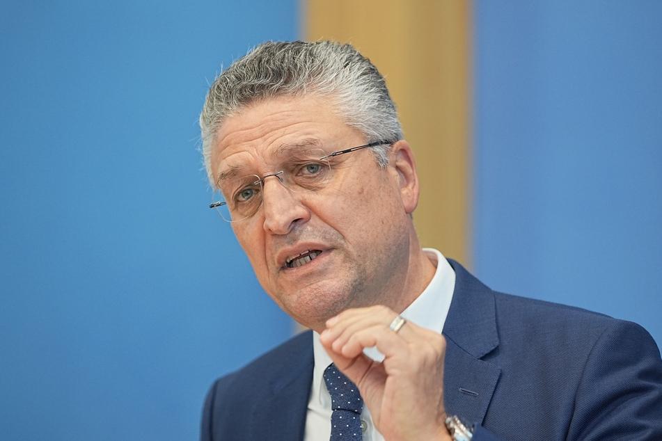 RKI-Chef Lothar Wieler erhält noch immer Morddrohungen.
