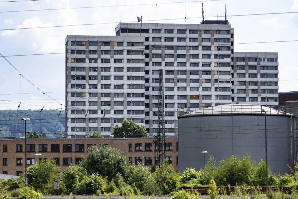 Das Iduna-Zentrum. Bei mehreren größeren privaten Feiern haben sich in Göttingen mehrere Menschen mit dem neuartigen Coronavirus infiziert.