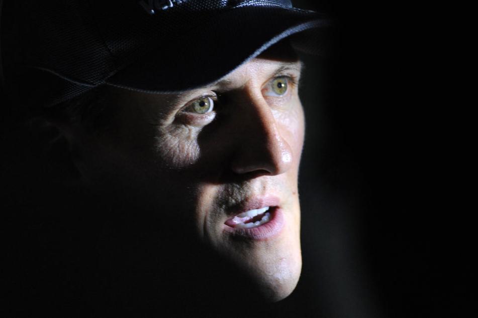 Michael Schumacher bei einem Termin im Jahr 2010.