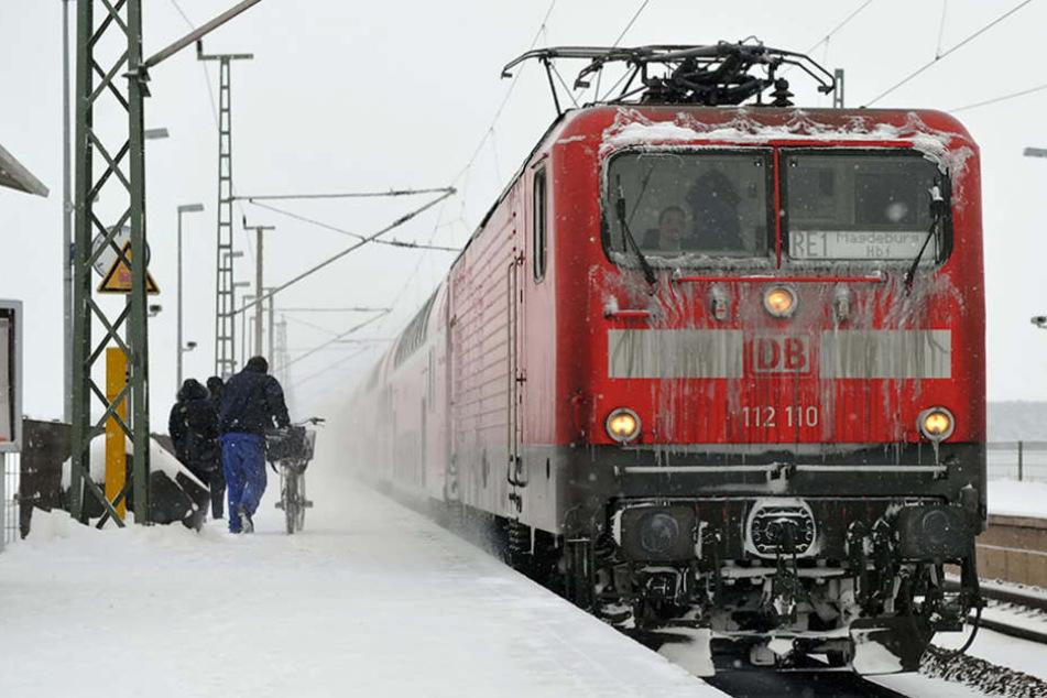 In den vergangenen Jahren kam es vermehrt zu vergleichbaren Vorfällen bei der Bahn. (Symbolbild)