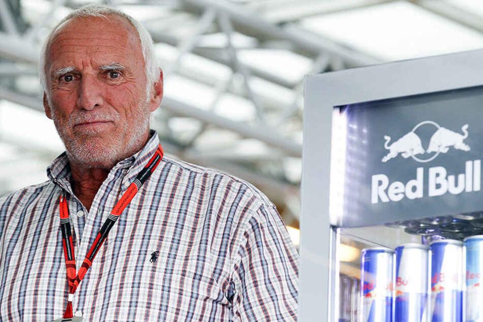 2016 erwirtschaftete Red Bull über sechs Milliarden Euro Umsatz.