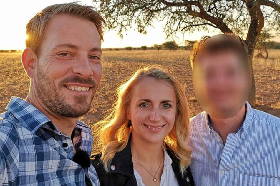 Na wer ist denn da bei Anna (28) und Farmer Gerald (33) zu Besuch?