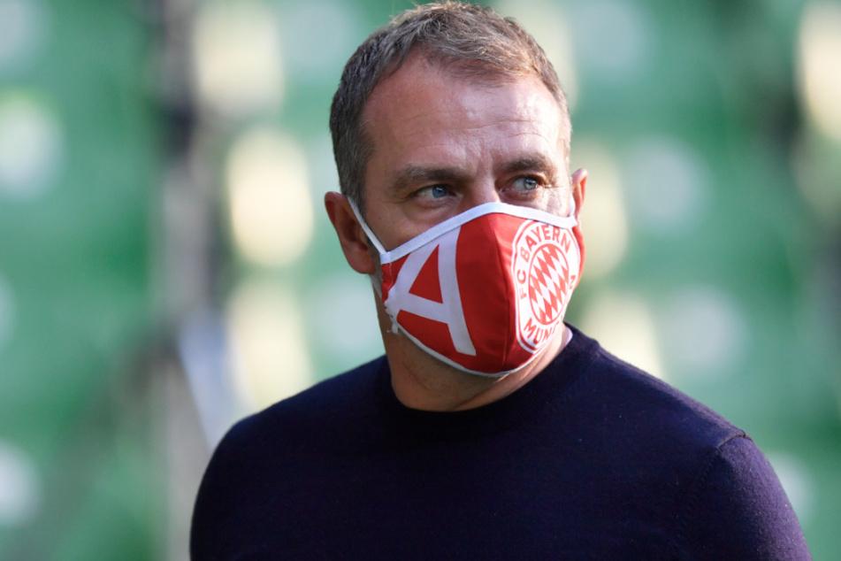 Hansi Flick (55) und der FC Bayern sind Meister.