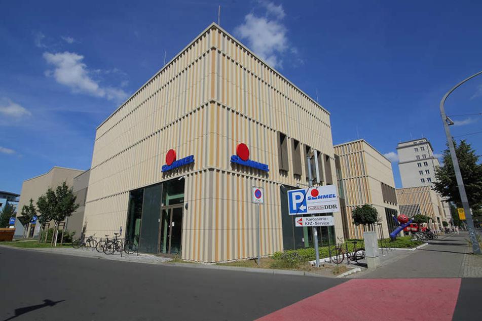 Bei Neustadtbesuchern bisher beliebt: Das kostenlose Parkhaus des Simmelhochhauses.
