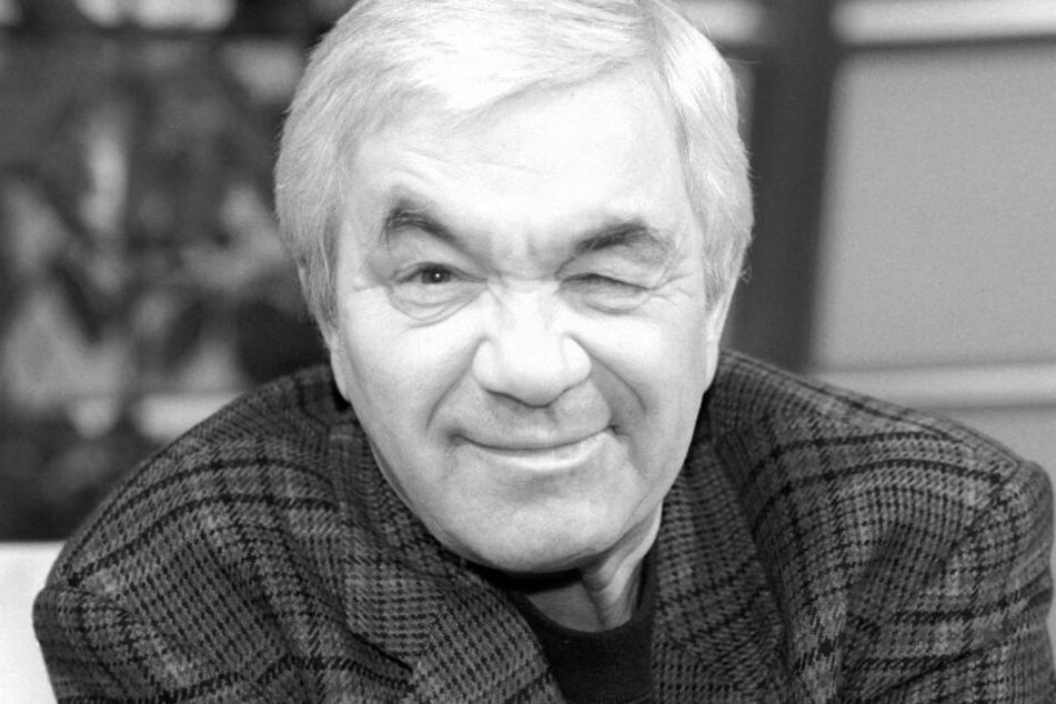 Gus Backus ist im Alter von 81 Jahren in Germering bei München gestorben. (Archivbild)