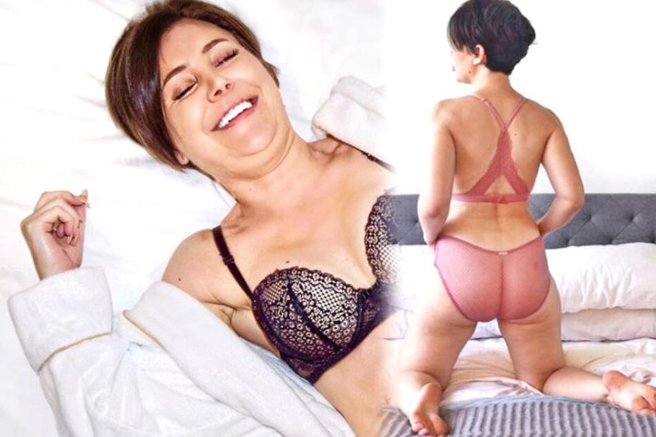 Nadia Bokody (35) weiß, dass es nicht nur Casanovas und Don Juans zwischen den Bettlaken gibt.