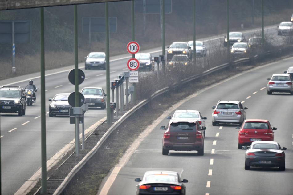 Wer zwischen 80 und 100 km/h fährt, braucht nichts zu befürchten. (Archivbild)