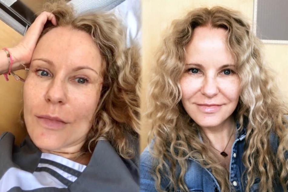 Katja Burkard im Krankenhaus! Darum fehlte die RTL-Moderatorin im TV
