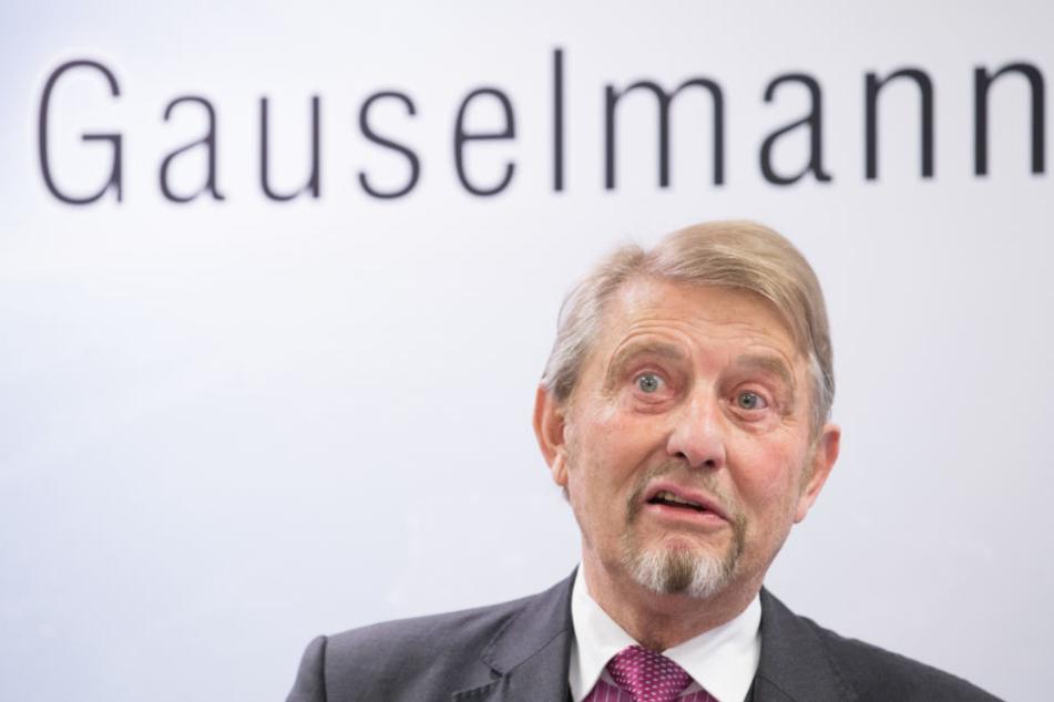 """Für Paul Gauselmann ist Arminia """"eine Herzensangelegenheit""""."""