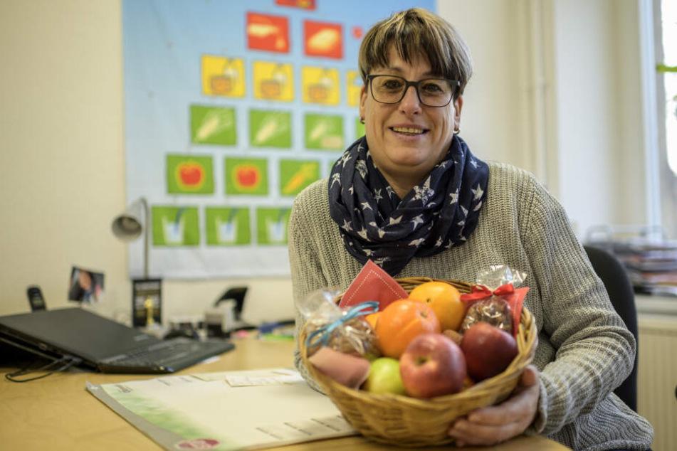 Die Chemnitzer Ernährungsexpertin Candy Cermak (45) erklärt, wie man fit und gesund über die Feiertage kommt.