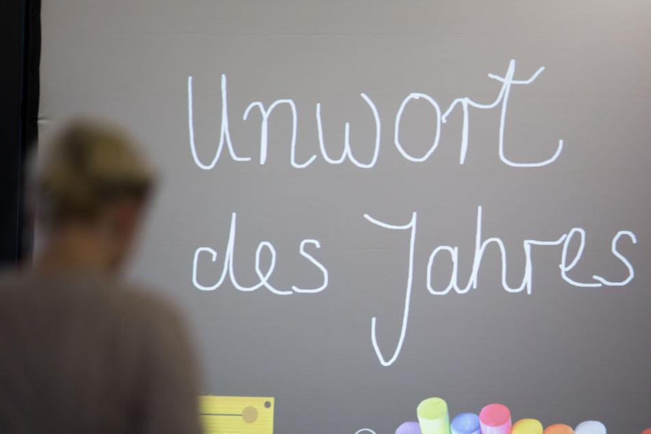 Das Unwort des Jahres wird in Darmstadt gekürt.