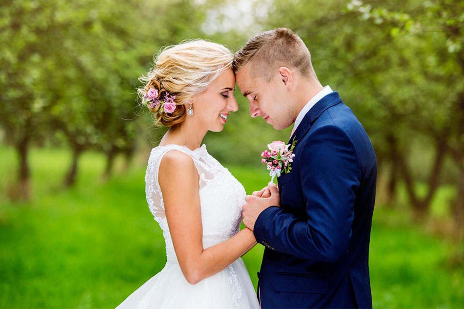 Immer mehr Sachsen gehen den Bund der Ehe ein.