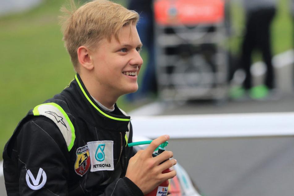 Mick Schumacher will eines Tages in der Formel 1 fahren.