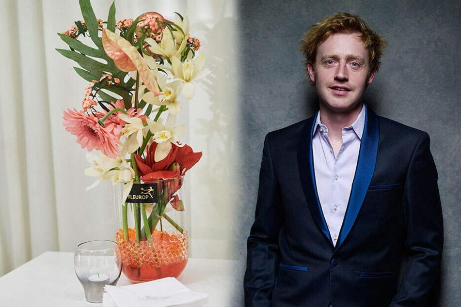 Dresden: Dieser Star-Florist lässt den SemperOpernball erblühen