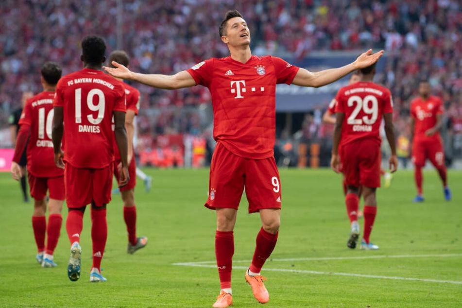 Robert Lewandowski ist für den FC Bayern unverzichtbar.