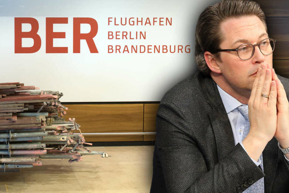 Verkehrsminister Scheuer denkt über Tegel-Erhaltung nach