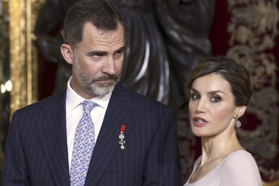 Spaniens Königspaar Felipe und Letizia hat sich schon seit Längerem von Iñaki Urdangarín distanziert. Die Affäre schadete den Royals nachhaltig.