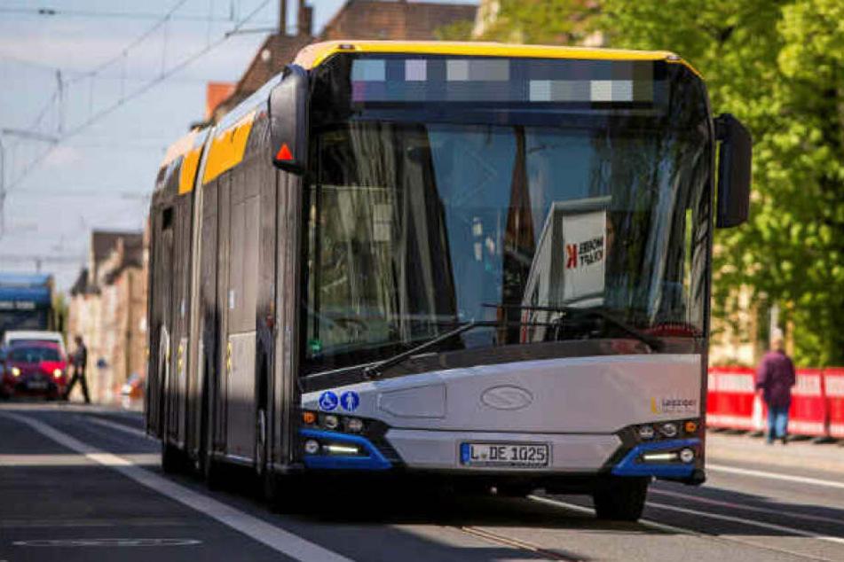 Leipzig: Mehrere Millionen Euro für neue Linienbusse in Leipzig