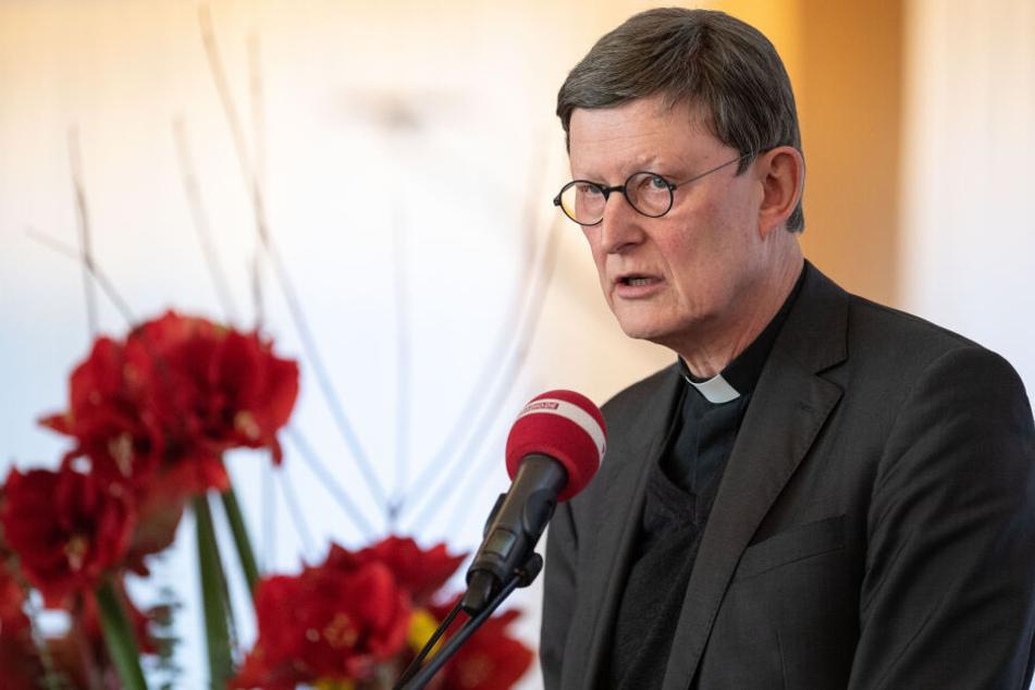 Der kölner Kardinal Rainer Woelki hatte den Stadtechanten bis auf weiteres von allen Ämtern beurlaubt.