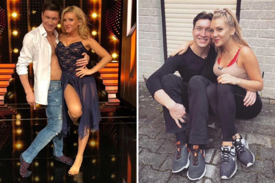 """""""Let's Dance"""": So reagiert Evelyn Burdecki auf schwache Jury-Wertung"""