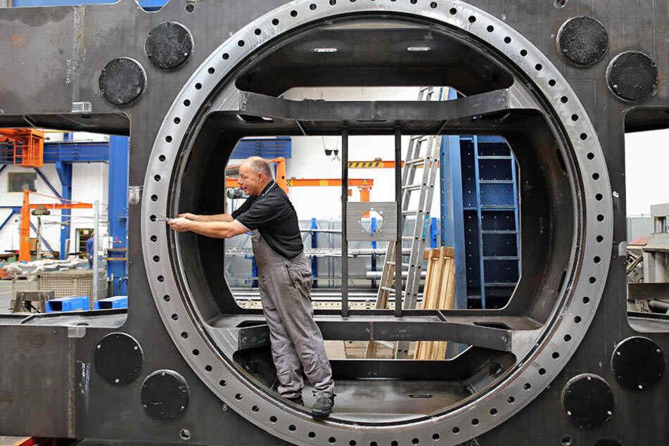Die Stimmung in der Leipziger Wirtschaft ist glänzend. Allerdings wird der Wettbewerb um Fachkräfte härter.