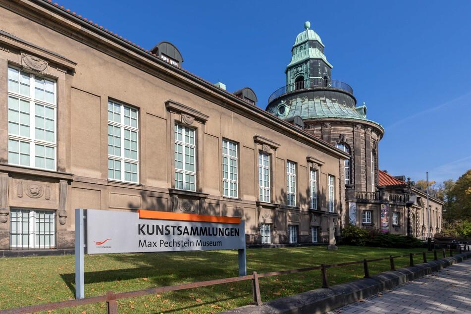 Das Max-Pechstein-Museum in den Kunstsammlungen Zwickau