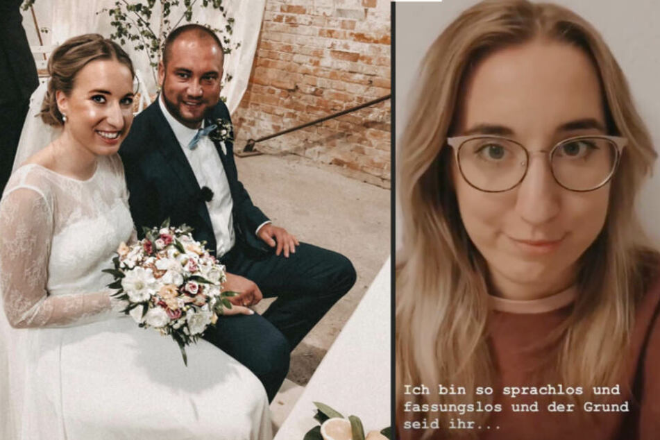 """Kurz vor Finale: Melissa von """"Hochzeit auf den ersten Blick"""" hat dringende Bitte an ihre Fans"""